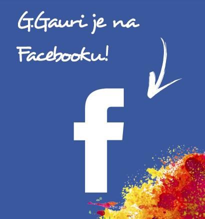 G. Gauri na Facebooku